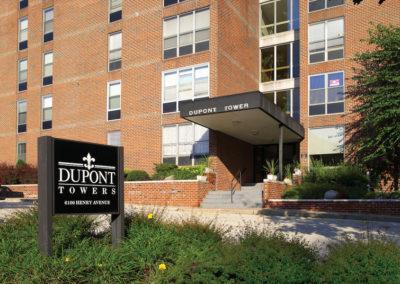 Dupont Towers, Philadelphia, PA