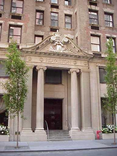 Royalton Hotel, New York, NY