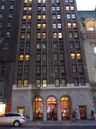 Morgans Hotel, New York, NY